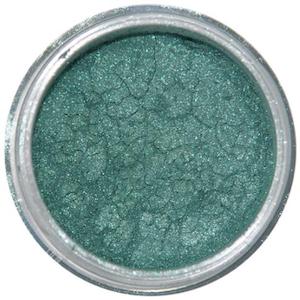 L-SP065 - Løs Mineral Øjenskygge Blue Green