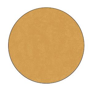 P-SP125 - Fast Mineral Øjenskygge Desert Sun
