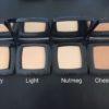 Parfumefri pudder økologisk makeup