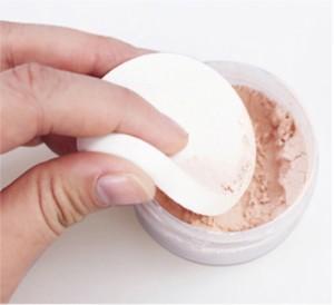 Makeupsponge til mineral foundation 1