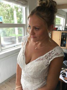 Brudemakeup i aarhus